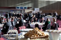 Lunch at EWEA 2011