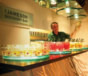 Old Jameson Distillery drinks