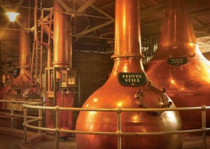 Old Jameson Distillery stills