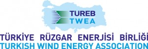 Turkish Wind Energy Association, TWEA/TÜREB logo